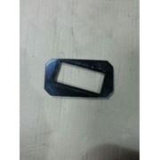 Пластина регулировочная пальца рессоры 104х57,5х8 (аналог BPW) (Кат. номер: 0328154180/84-75502/SA1)