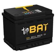 Аккумулятор  60а/ч  -=TopBat=- (пр. пол) (+ -) (Кат. номер: 6ст-55апз)